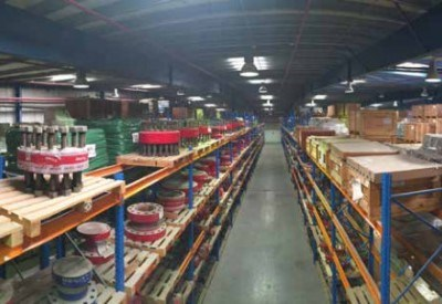 Warehousing 400X275