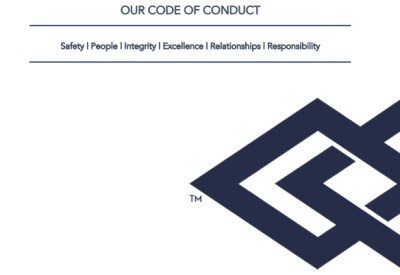 DOS Code Of Conduct Cover Snip
